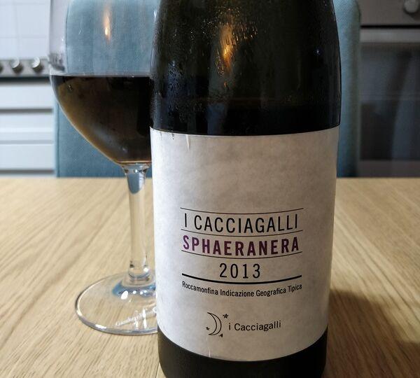 I Cacciagalli - Sphaeranera 2013
