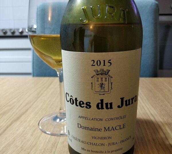 Macle - Cotes du Jura 2015