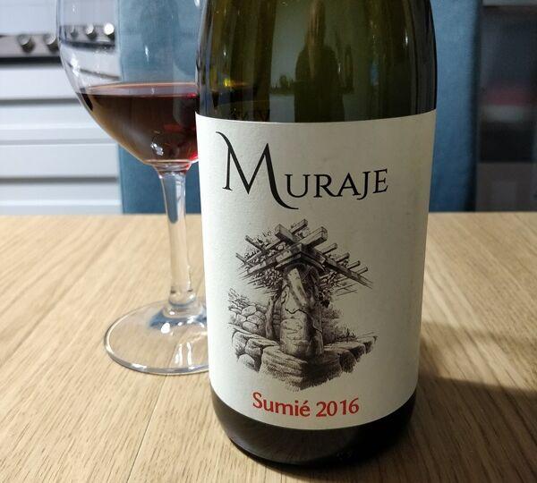 Muraje - Sumié 2016