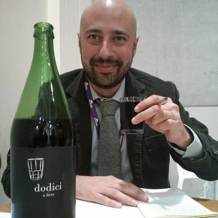 Paolo con vino calabrese 12 a litro